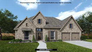 3558W - Elyson 65': Katy, Texas - Perry Homes