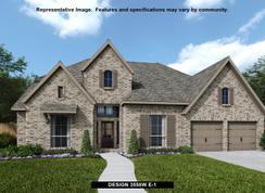 3558W - Liberty 70': Melissa, Texas - Perry Homes