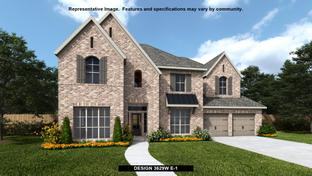 3629W - The Grove at Vintage Oaks 65': New Braunfels, Texas - Perry Homes