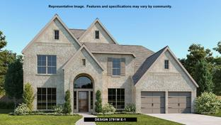3791W - Tavola 65': New Caney, Texas - Perry Homes