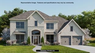 3791W - Firethorne 70': Katy, Texas - Perry Homes