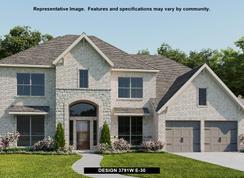 3791W - Canyon Falls 80'/100': Argyle, Texas - Perry Homes