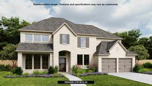 3791W - Liberty 70': Melissa, Texas - Perry Homes