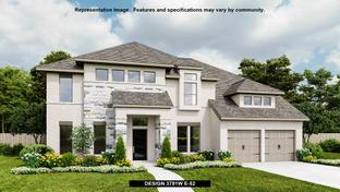 3791W - The Woodlands Hills 75': Willis, Texas - Perry Homes