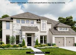 3791W - Cross Creek Ranch 65': Fulshear, Texas - Perry Homes