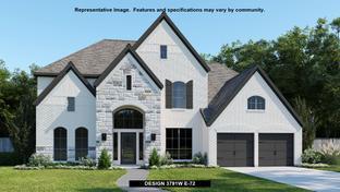 3791W - Elyson 65': Katy, Texas - Perry Homes
