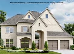 3796W - Elyson 65': Katy, Texas - Perry Homes