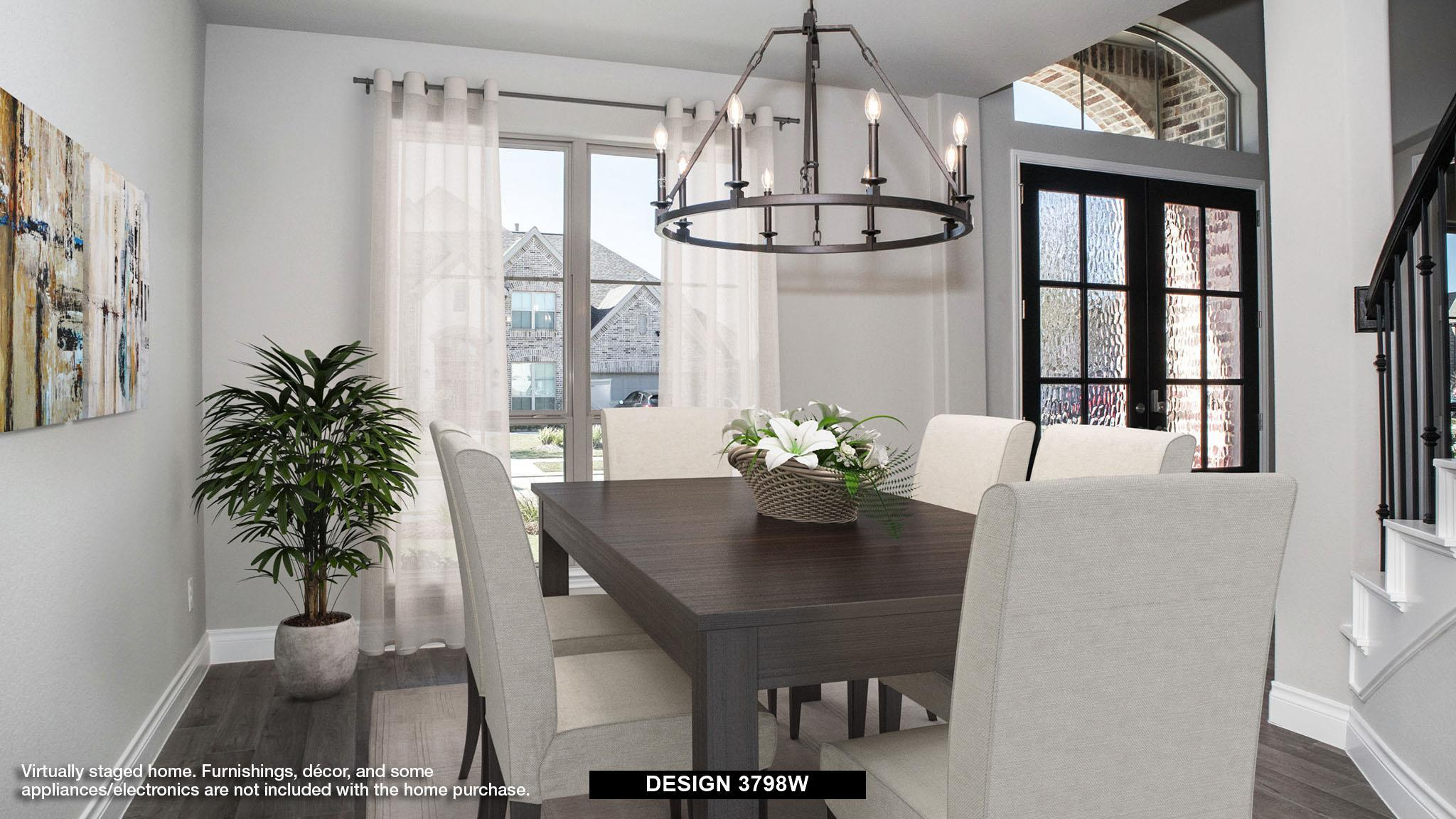 Living Area featured in the 3798W By Perry Homes in Houston, TX