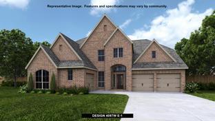 4097W - Meridiana 70': Rosharon, Texas - Perry Homes