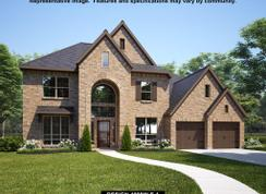 4098W - The Grove at Vintage Oaks 65': New Braunfels, Texas - Perry Homes