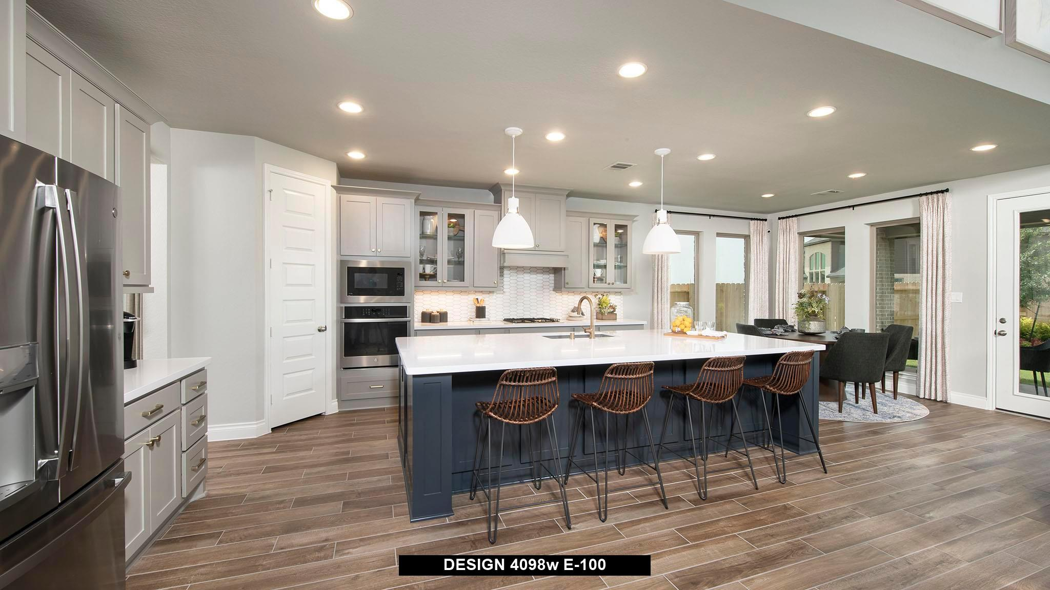 Kitchen featured in the 4098W By Perry Homes in Houston, TX