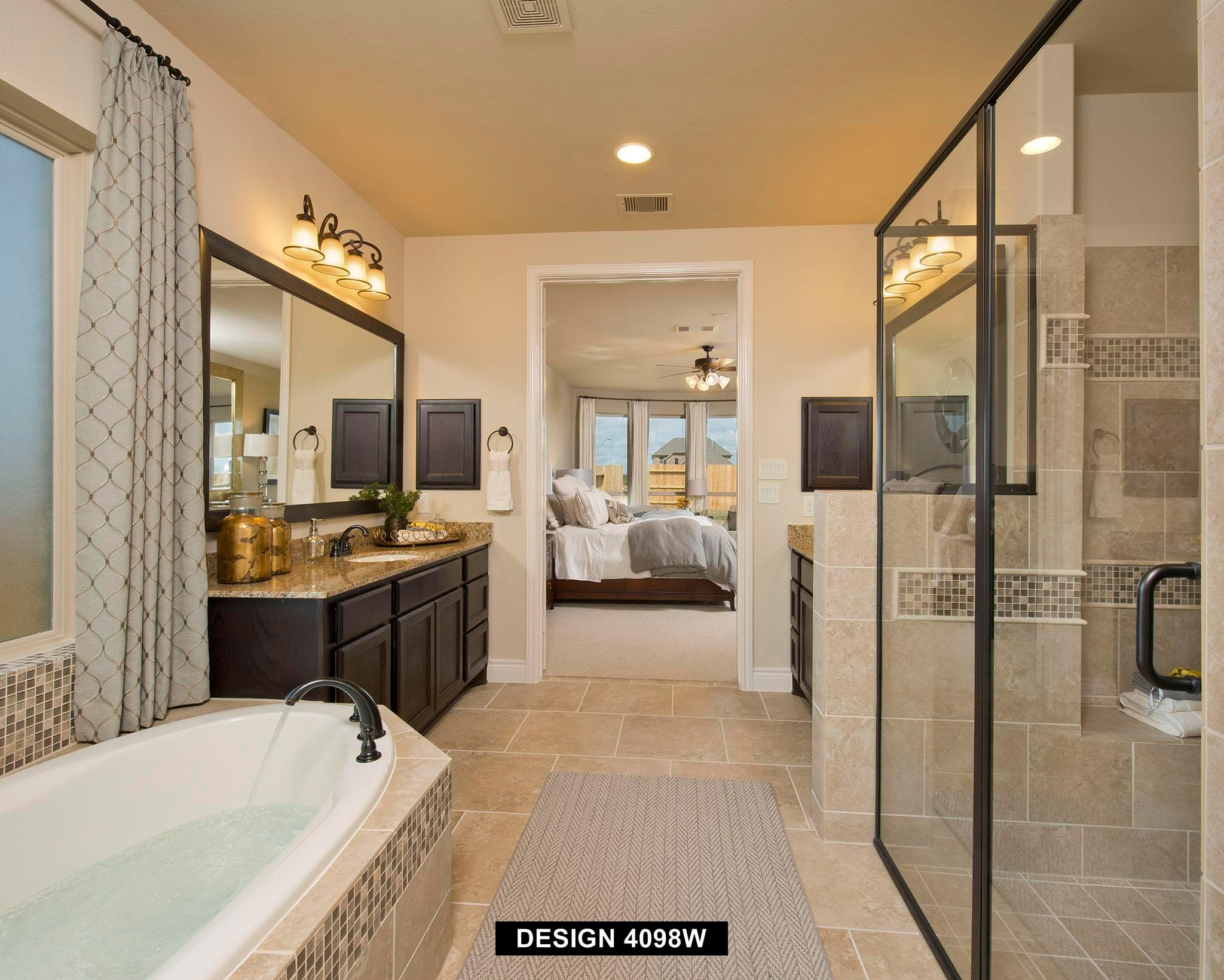 Bathroom featured in the 4098W By Perry Homes in Houston, TX