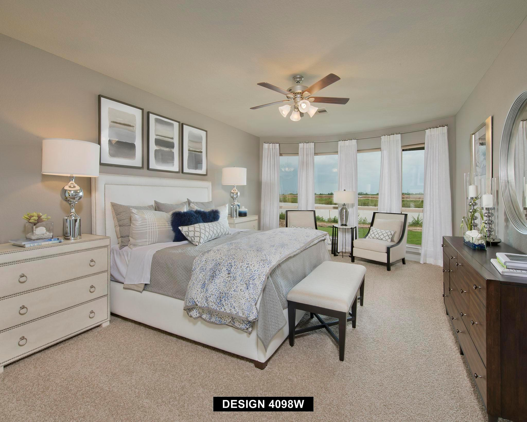 Bedroom featured in the 4098W By Perry Homes in Houston, TX