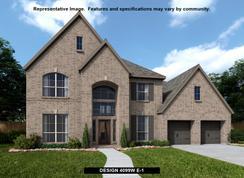 4099W - Elyson 65': Katy, Texas - Perry Homes