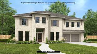 4189W - Elyson 65': Katy, Texas - Perry Homes