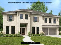4189W - Jordan Ranch 65': Fulshear, Texas - Perry Homes
