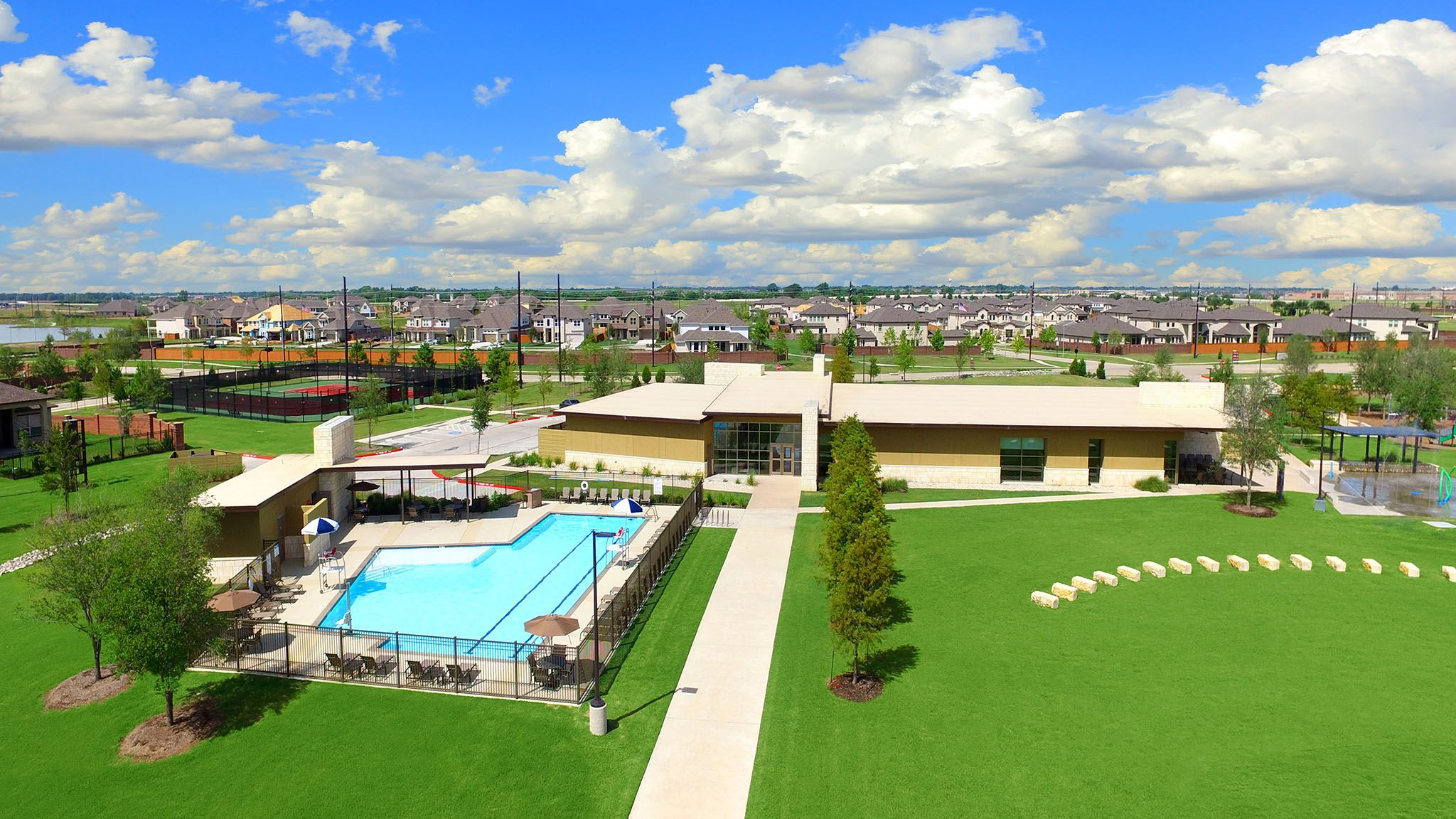 'Aliana 55'' by Perry Homes in Houston