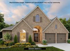 3068W - Aliana 55': Richmond, Texas - Perry Homes