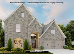 3096W - Sweetwater 55': Austin, Texas - Perry Homes