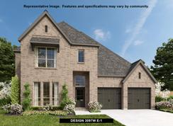 3097W - Sweetwater 55': Austin, Texas - Perry Homes