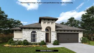 2525M - Sienna - Valencia by Perry Homes: Missouri City, Texas - Perry Homes