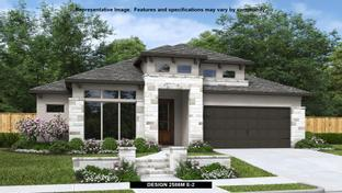 2586M - Sweetwater 55': Austin, Texas - Perry Homes