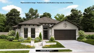 2622M - Sienna - Valencia by Perry Homes: Missouri City, Texas - Perry Homes