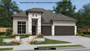 2695M - Sienna - Valencia by Perry Homes: Missouri City, Texas - Perry Homes