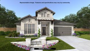 2737M - Sienna - Valencia by Perry Homes: Missouri City, Texas - Perry Homes