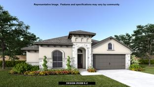 2935M - Sienna - Valencia by Perry Homes: Missouri City, Texas - Perry Homes