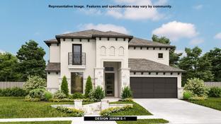 3095M - Sienna - Valencia by Perry Homes: Missouri City, Texas - Perry Homes