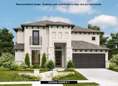 3095M - Sweetwater 55': Austin, Texas - Perry Homes