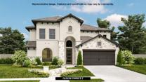 Sweetwater 55' by Perry Homes in Austin Texas
