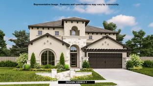 3395M - Sienna - Valencia by Perry Homes: Missouri City, Texas - Perry Homes