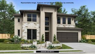 3431M - Sienna - Valencia by Perry Homes: Missouri City, Texas - Perry Homes