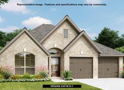 2301W - Ventana 50': Fort Worth, Texas - Perry Homes