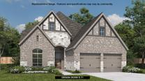 Del Bello Lakes 50' by Perry Homes in Houston Texas