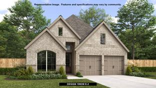 1992W - Amira 45': Tomball, Texas - Perry Homes