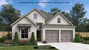 2079W - The Highlands 45': Porter, Texas - Perry Homes