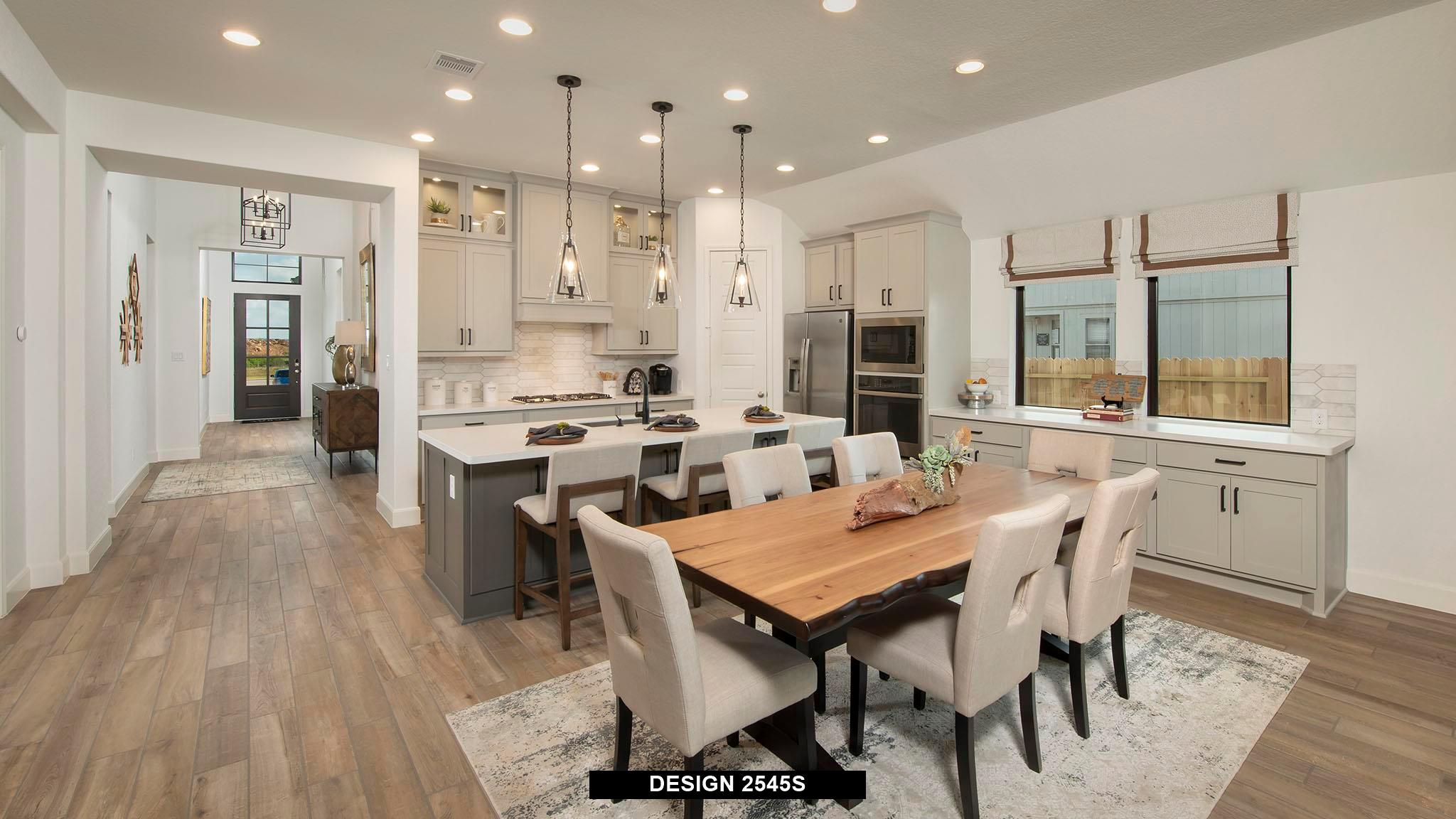 Kitchen featured in the 2545S By Perry Homes in San Antonio, TX