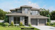 Palmera Ridge 50' by Perry Homes in Austin Texas
