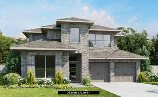 Anthem 50' by Perry Homes in Austin Texas