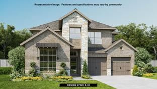 2722H - Sweetwater 55': Austin, Texas - Perry Homes