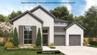 2942H - Watercress 65': Haslet, Texas - Perry Homes