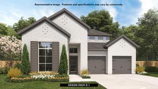 2942H - Homestead 65': Schertz, Texas - Perry Homes