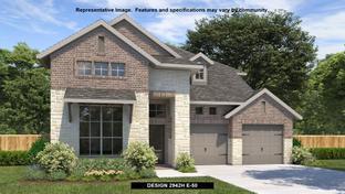2942H - Cambridge Crossing: Celina, Texas - Perry Homes