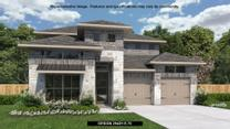Kinder Ranch 50' by Perry Homes in San Antonio Texas