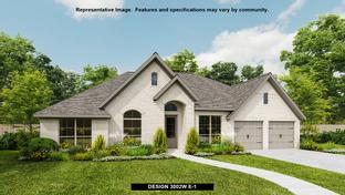 3002W - The Grove at Vintage Oaks 65': New Braunfels, Texas - Perry Homes