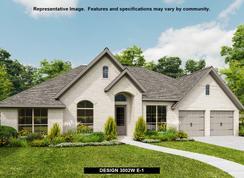 3002W - Kinder Ranch 70': San Antonio, Texas - Perry Homes