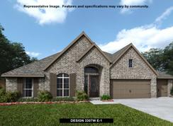 3307W - Liberty 70': Melissa, Texas - Perry Homes